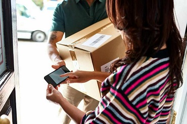 mobile phone delivery services dubai